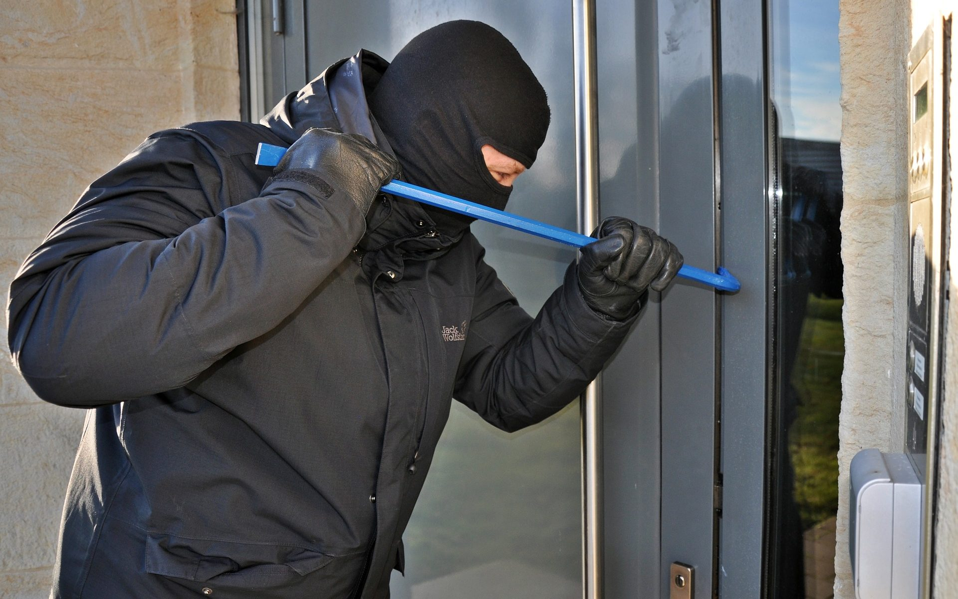home burglary protection
